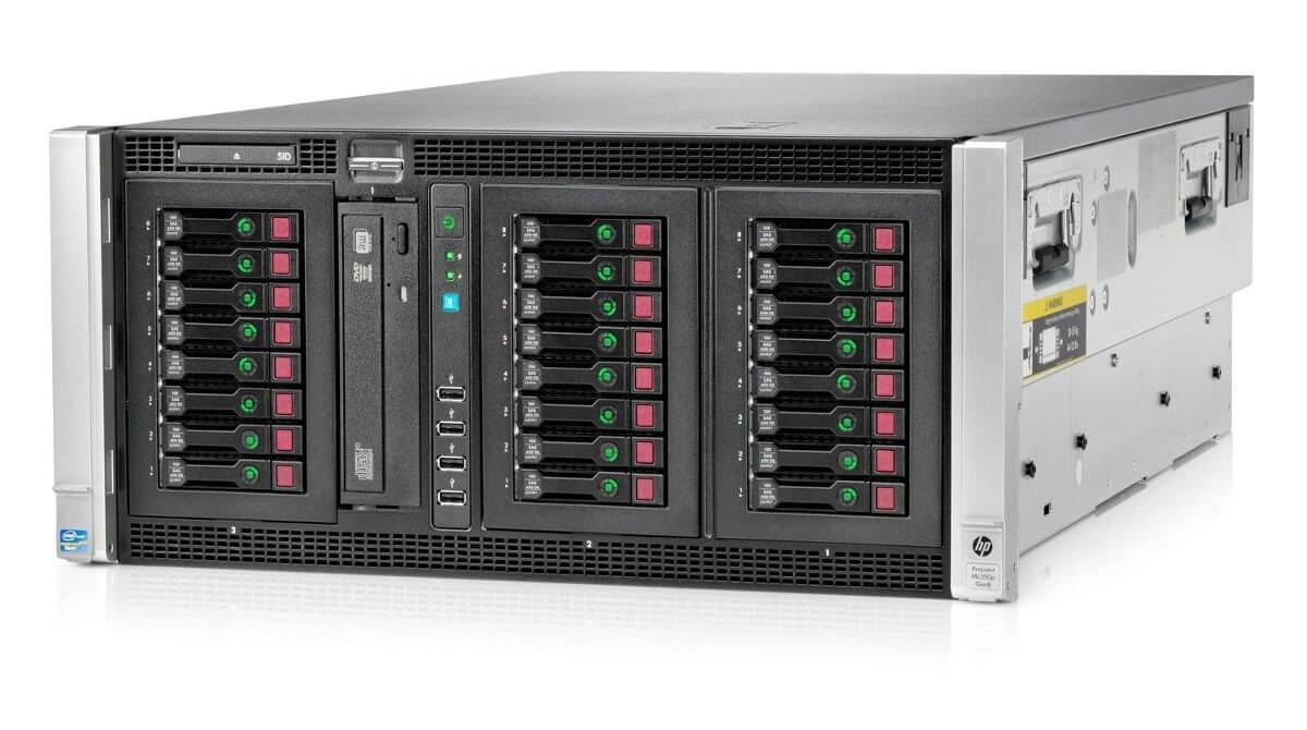 servidor com gaveta X12MT4
